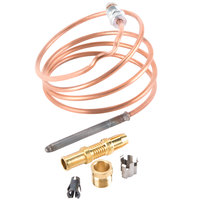 All Points 51-1455 36 inch Snap Fit Thermocouple