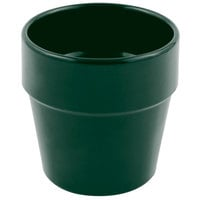 Bon Chef 9013 2 Qt. Hunter Green Sandstone Finish Cast Aluminum Salad Dressing Pot
