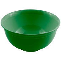 Bon Chef 9070 4 Qt. Calypso Green Sandstone Finish Cast Aluminum Round Bowl