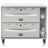 APW Wyott HDDi-2 2 Drawer Warmer - 208V