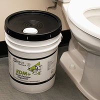 Noble Chemical 5 Gallon / 640 oz. EDM+ Enzymatic Drain Maintainer