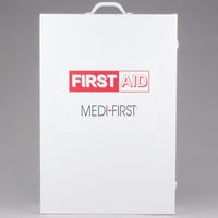 Medique 738M1 First Aid Kit Cabinet - 1430 Piece, 5-Shelf
