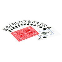 Bicycle Jumbo Font Playing Cards
