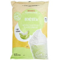 Big Train 3.5 lb. Dragonfly Honeydew Blended Creme Frappe Mix