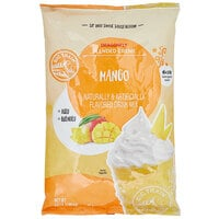 Big Train 3.5 lb. Dragonfly Mango Blended Creme Frappe Mix