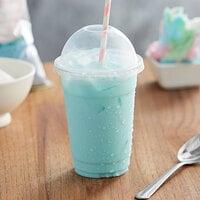 Big Train 3.5 lb. Cotton Candy Kidz Kreamz Blended Creme Frappe Mix