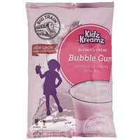 Big Train 3.5 lb. Bubble Gum Kidz Kreamz Blended Creme Frappe Mix