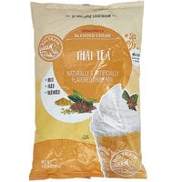 Big Train 3.5 lb. Dragonfly Thai Tea Blended Creme Frappe Mix