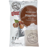 Big Train 3.5 lb. Hazelnut Blended Creme Frappe Mix
