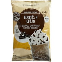 Big Train 3.5 lb. Cookies 'N Cream Blended Creme Frappe Mix
