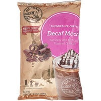 Big Train 3.5 lb. Decaf Mocha Blended Ice Coffee Mix