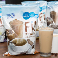 Big Train 3 lb. Fit Frappe Mocha Protein Drink Mix