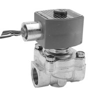 All Points 58-1049 Steam Solenoid Valve; 1/2 inch FPT; 110/120V