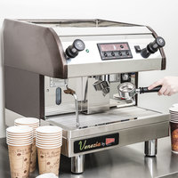 Cecilware ESP1-110V Venezia II One Group Espresso Machine