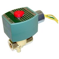 All Points 58-1088 Water / Steam Solenoid Valve; 1/4 inch FPT; 110/120V