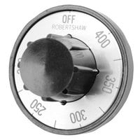 All Points 22-1006 2 inch Fryer Thermostat Dial (Off, 200-400)