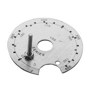All Points 22-1063 Thermostat Dial Plate (300-375)