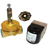 All Points 58-1125 Steam Solenoid Valve; 1/2 inch FPT; 120/240V