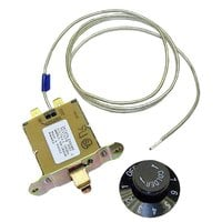All Points 46-1334 Cooler Temperature Controller with Dial - 10 to 40 Degrees Fahrenheit
