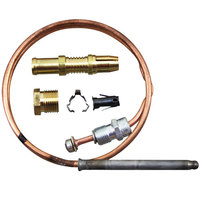 All Points 51-1451 Snap-Fit Thermocouple; 18 inch