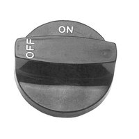 All Points 22-1053 2 1/2 inch Broiler / Range Knob (Off, On)