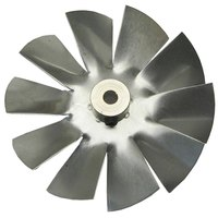 All Points 26-3116 Clockwise Fan Blade 3 inch Diameter x 3/16 inch Bore