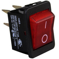 All Points 42-1130 On/Off Rocker Switch - 16A/125-250V