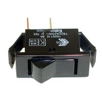 All Points 42-1166 On/Off Rocker Switch - 16A/125-250V, 10A/28VDC