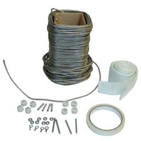 All Points 34-1434 120' Heater Cable Kit - Low Temp