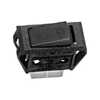 All Points 42-1132 On/Off Lighted Rocker Switch - 16A/250V