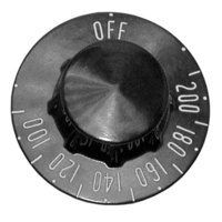 All Points 22-1306 2 1/4 inch Dial (Off, 100-200)
