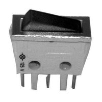 All Points 42-1216 On/Off Lighted Rocker Switch - 16A/250V