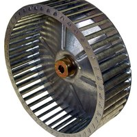 All Points 26-2692 Blower Wheel - 10 3/4 inch x 3 1/8 inch, Counterclockwise