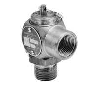 All Points 56-1158 15 PSI Steam Safety Relief Valve - 1/2 inch NPT, 151 lb./Hour