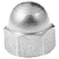 All Points 26-1524 Acorn Nut; for 3 inch Draw-Off Valve; 7/16 inch-20 Thread