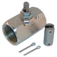 All Points 56-1327 Fryer Drain Valve - 1 1/2 inch FPT