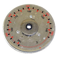 All Points 22-1344 3 1/4 inch Fryer Dial Plate (280-360)