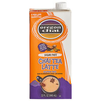 Oregon Chai 32 fl. oz. Sugar Free Original Chai Tea Latte 1:1 Concentrate
