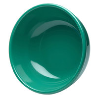 Elite Global Solutions D634B Rio Autumn Green 28 oz. Round Melamine Bowl - 6/Case