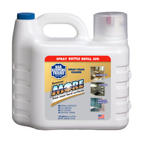 Bar Keepers Friend 12724 1.66 gallon / 212.48 oz. All Purpose Spray Foam Cleaner - 2/Case