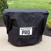 Backyard Pro Vinyl Cover for Charcoal Grill