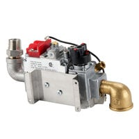 Cooking Performance Group 06.05.1470654 Natural Gas Safety Control Valve for CF15 and CF30 Countertop Fryers