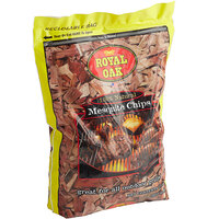 Mesquite Wood Chips 179 cu. in.