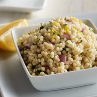 Del Destino Israeli Toasted Pearl Couscous 5 lb. Bag
