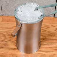 American Metalcraft ISSB8 Double Wall Stainless Steel 1.5 Qt. Ice Bucket with Lid