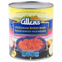 #10 Can Vegetarian Refried Beans - 6/Case