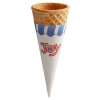 JOY #415 Jacketed Sugar Cone - 200/Pack