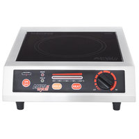 APW Wyott ICT-18A Workline Countertop Induction Saute Hot Plate Cooker - 1800W