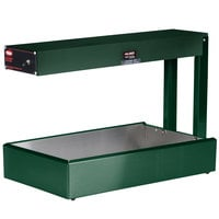 Hatco GRFF Glo-Ray Green 12 3/4 inch x 24 inch Portable Food Warmer - 120V, 500W