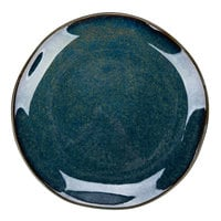 Tuxton GAN-002 TuxTrendz Artisan Night Sky 6 1/2 inch China Plate - 24/Case